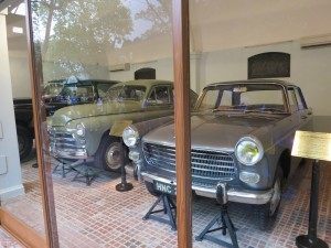 Cars of Ho Chi Minh.