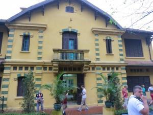 Ho Chi Minh's house